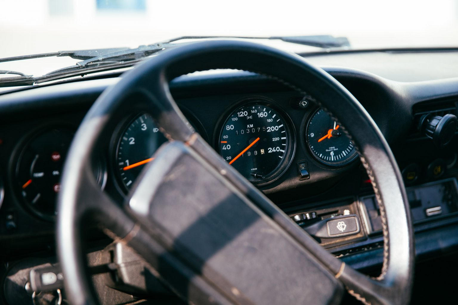 glaucoma and drive
